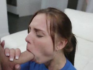 Slut Appreciates The Pleasure His Big Cock Provides
