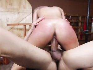 Rough BDSM Master Fucking A Skinny Latina Chick Hard