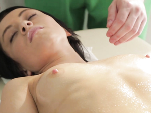Tight Oiled Teen Body Is Thrilling To Fuck Hard