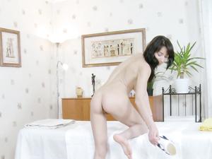 Amazing Teen Titties On A Slender Hardcore Slut