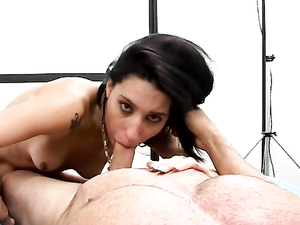 Two Cocks Are Needed To Satisfy This Latina Slut