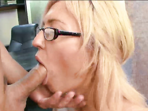 Catching The Secretary Masturbating And Fucking Her