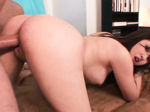 Curvy Ass Girl Pumped Full Of His Big Cock