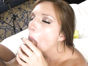 Pounding A Beautiful Amateur In Her Porn Audition