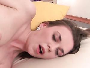 Skinny Small Tits Chicks Fuck Massive Strapon Cocks