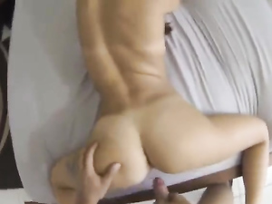Alt Girl With Tan Lines Is A Hot Cock Rider