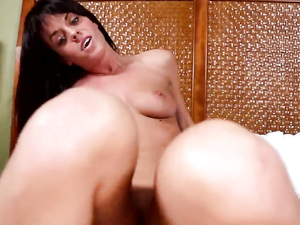 Casting Sex Is Hot With This Dark Haired Slut