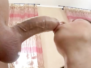 Ass Fucked Teen With DD Cups Sucks His Cock Clean