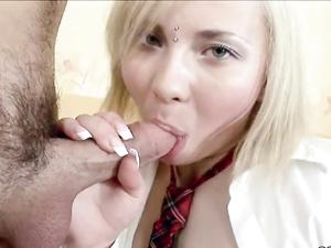 Butt Fucking The Dirtiest Schoolgirl Slut Ever