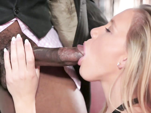 Young White Escort Services A Huge Black Dick