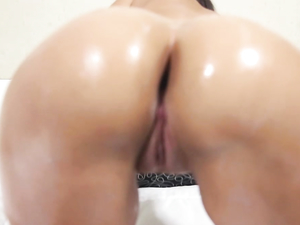 Close Up Ass Teasing And Cocksucking With His Slut