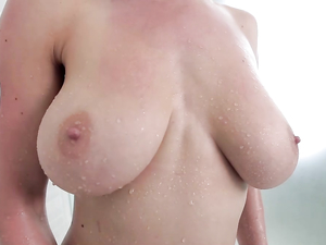 Perfect Breasts Babe Dillion Carter Fucks In The Shower